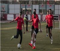 الأهلي يتدرب دون راحة استعدادًا لمواجهة سيراميكا في الدوري