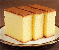 أسهل طريقة لعمل الكيك بدون بيض