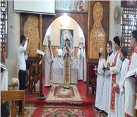 أسقف بني سويف يعلن موعد بدء قداس عيد الميلاد