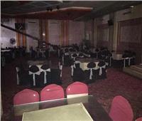 ضبط 4 محال تجارية وقاعة أفراح خالفوا مواعيد الغلق في بني سويف