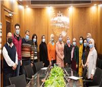 «علي الغمراوي»: خطة لتدريب 100 شركة على تقييم اليقظة الدوائية