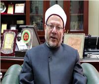 المفتي ينعى ضحايا حادث انقلاب حافلة المعتمرين المصريين بالسعودية