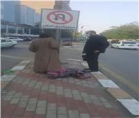 محافظ المنيا يوجه بإيداع مواطن بلا مأوى أحد دور الرعاية