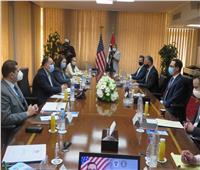 وزير الخزانة الأمريكي: برنامج الإصلاح الاقتصادي المصري تجربة فريدة
