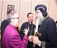 رئيس الأسقفية مهنئًا الأقباط: فلترفع فرحة عيد الميلاد غيوم القلق والمرض