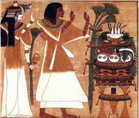 «قاوم معدتك».. وجبة المصري القديم 3 أرغفة فقط