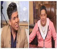 موقف كوميدي يجمع عمر كمال وحمو بيكا