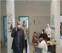 إحالة 14 موظفاً للتحقيق بسبب تغيبهم عن العمل في مستشفى الحسنة
