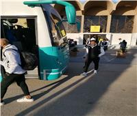 صور| المقاولون يتجه لملعب مصطفى بن جنات بعد المحاضرة الأخيرة