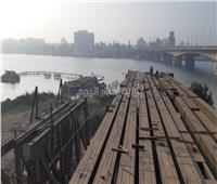 بعد ٢٠ سنة.. هيكل «كوبرى ابو العلا» جثة هامدة على ضفاف النيل.. فيديو وصور