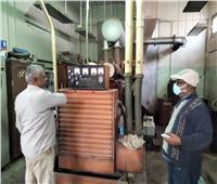 «مياه القناة» تنفذ مناورات لاختبار الكفاءة والتطوير