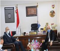 «حجازي» يزور مديرية تعليم القاهرة ويتابع خطة التنمية المهنية للمعلمين
