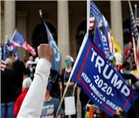 عاجل| أنصار ترامب يحتشدون أمام الكونجرس