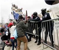عاجل| الشرطة تحبط اقتحام أنصار ترامب للكونجرس
