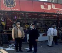 تحرير 152 محضرًا في حملة مكبرة لإعادة النظام لشوارع الأقصر
