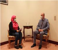حوار | مدير «الهلال الأحمر»: فرق ميدانية لمساعدة مرضى «كورونا»