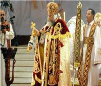 البابا تواضروس يشكر الرئيس ويهنئ المصريين بعيد الميلاد المجيد