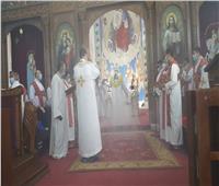 إقبال ملحوظ على كنائس الغردقة للاحتفال بعيد الميلاد المجيد