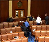 بعد ساعات من الاشتباكات.. استعادة السيطرة على مبنى الكونجرس