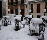إسبانيا تسجل أدنى درجة حرارة في تاريخها