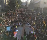 احتجاجات طلابية في تركيا لرفض تعيين أردوغان لرئيس جامعة البسفور