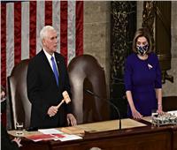 عاجل| استئناف جلسة الكونجرس لعملية المصادقة على فوز بايدن بالرئاسة