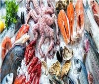 أسعار الأسماك في سوق العبور اليوم 7 يناير
