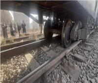مصرع عامل في صيدلية أسفل عجلات القطار بالبدرشين