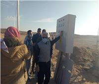 اختيار قرى نخل وبئر العبد ضمن مبادرة «حياة كريمة»