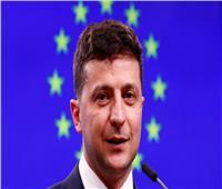 الرئيس الأوكراني يدين أعمال الشغب التي شهدها الكونجرس الأمريكي