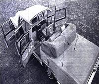 سيارة الأحلام «صناعة يدوية».. «مرسيدس سفينة» بـ6 أبواب