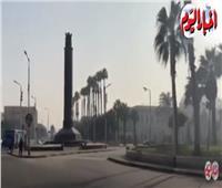 أخبار اليوم  هدوء وسيولة مرورية بـ«القاهرة» فى عيد الميلاد المجيد