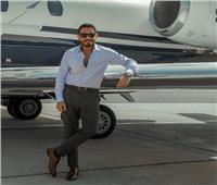«أحمد زاهر» يوج لـلؤلو» بـ«فوتو سيشن» جديد