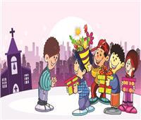 «مينا وأصدقائه».. حدوتة عيد الميلاد