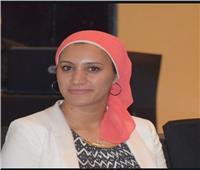 آية مدني تكشف عن أول خطواتها بعد تعيينها في مجلس النواب