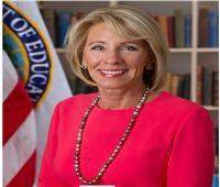 استقالة وزيرة التعليم الأمريكية بسبب أحداث اقتحام الكونجرس