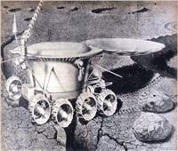 أول مركبة فضاء تتحرك فوق سطح القمر بدون إنسان