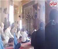 شعائر صلاة الجمعة من مسجد الترجمان وسط الإجراءات الاحترازية