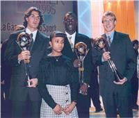 زي النهاردة | «جورج ويا» يتوج بجائزة أفضل لاعب في العالم