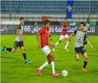 محمد شريف: تعاهدنا على الفوز قبل المباراة.. وجاهز للمشاركة في أي مركز