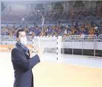 مصر تتحدى «التحدى»  630 متطوعاً يتحدثون 15 لغة فى استقبال «نجوم اليد»