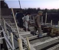 التنمية المحلية تستجيب لشكاوى أهالي قرية العشى بالأقصر