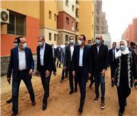 تشمل 3312 وحدة.. رئيس الوزارء يتفقدمشروع «معًا» لسكان المناطق العشوائية