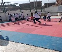مديرية الشباب بقنا تنظم يوما رياضيا لذوي الاحتياجات الخاصة