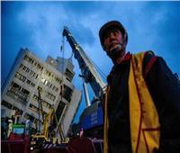 زلزال بقوة 5.7 درجات على مقياس ريختر يضرب تايوان