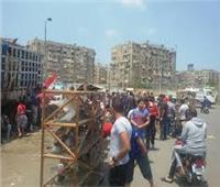 بورسعيد تحاصر سوق «الحمام» خوفاً من «كورونا»