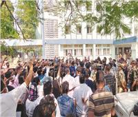 مقتل 10 أطفال حديثى الولادة فى حريق بمستشفى بالهند