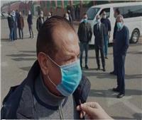 «مستخبي من الكورونا».. آخر مكالمة بين هادي الجيار وفتوح أحمد | فيديو وصور