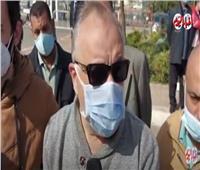أول تعليق من أشرف زكي على أزمة رحاب الجمل وباسم سمرة.. فيديو
