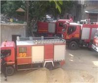 مصرع وإصابة 9 في حريق مصنع ملابس بالإسكندرية